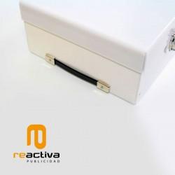 Estuche o maleta de transporte para soportes para tablet