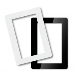 accesorio ocultador del botón de inicio de la tablet