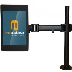 soporte para tablet de sobremesa modelo reflex