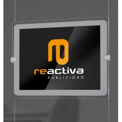 """Monitor LCD de 22 """"a 24W (amb cables electrificats)"""