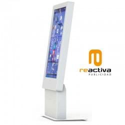 Quiosc digital interactiu model Dublín