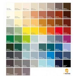 Colores disponibles para el Atril modelo Master-Ein especial educación