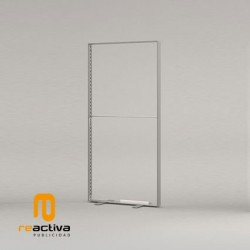Estructura Display Led Frame