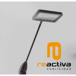 Lámpara led para displays