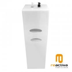 Dispensador de gel desinfectant