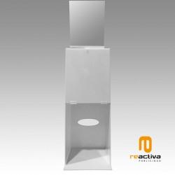 Dispensador de gel desinfectante para garrafas de 5 litros