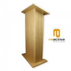 Atril modelo Reno, un clásico fabricado en madera