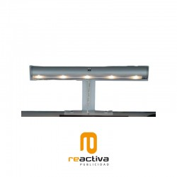 Luz LED modelo T