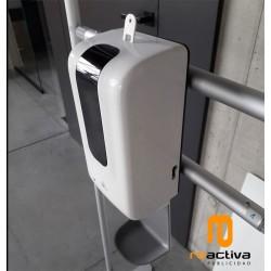 Dispensador automático de 1200 ml para gel desinfectante