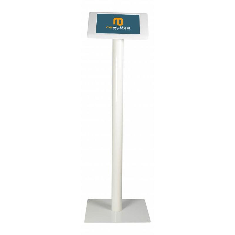 Soporte para tablet de pie modelo light blanco