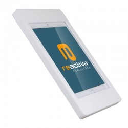 Soporte para tablets de pie modelo light blanco
