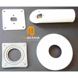 módulo de giro de 360 grados para soportes para tablet