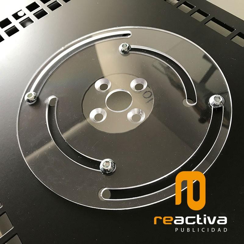 módulo de rotación de la carcasa para tablet