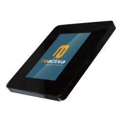 carcassa per tablet model media en negre