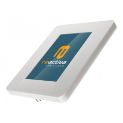 carcasa para tablet modelo Media en blanco