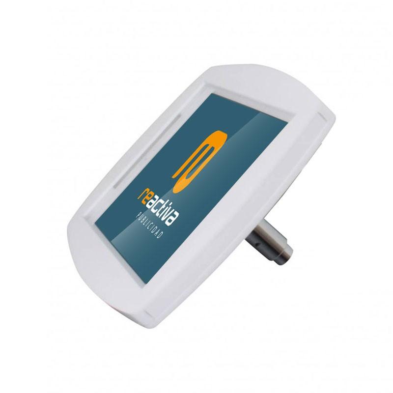 carcasa para tablet modelo roma en blanco