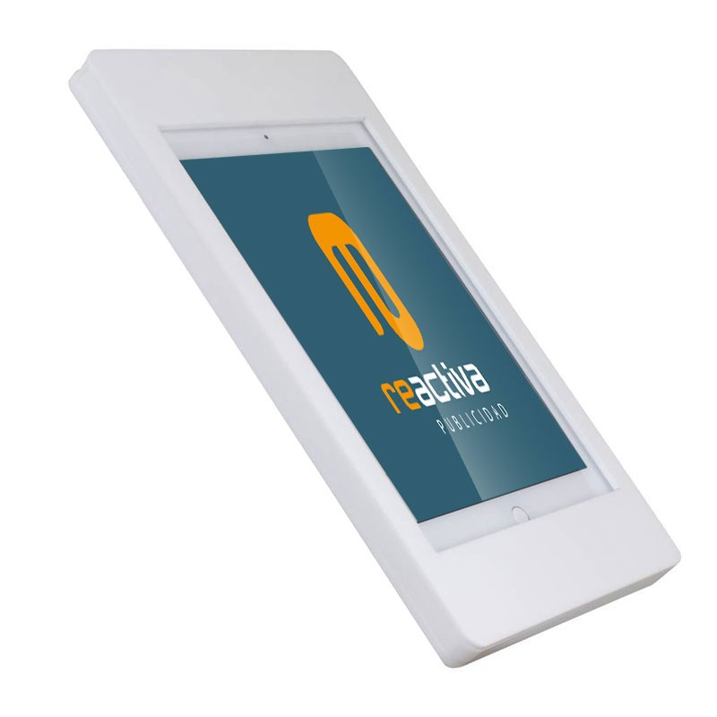 carcasa para tablet modelo light en blanco